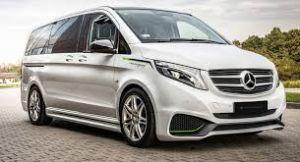 Mercedes Viano 8+1 Diesel